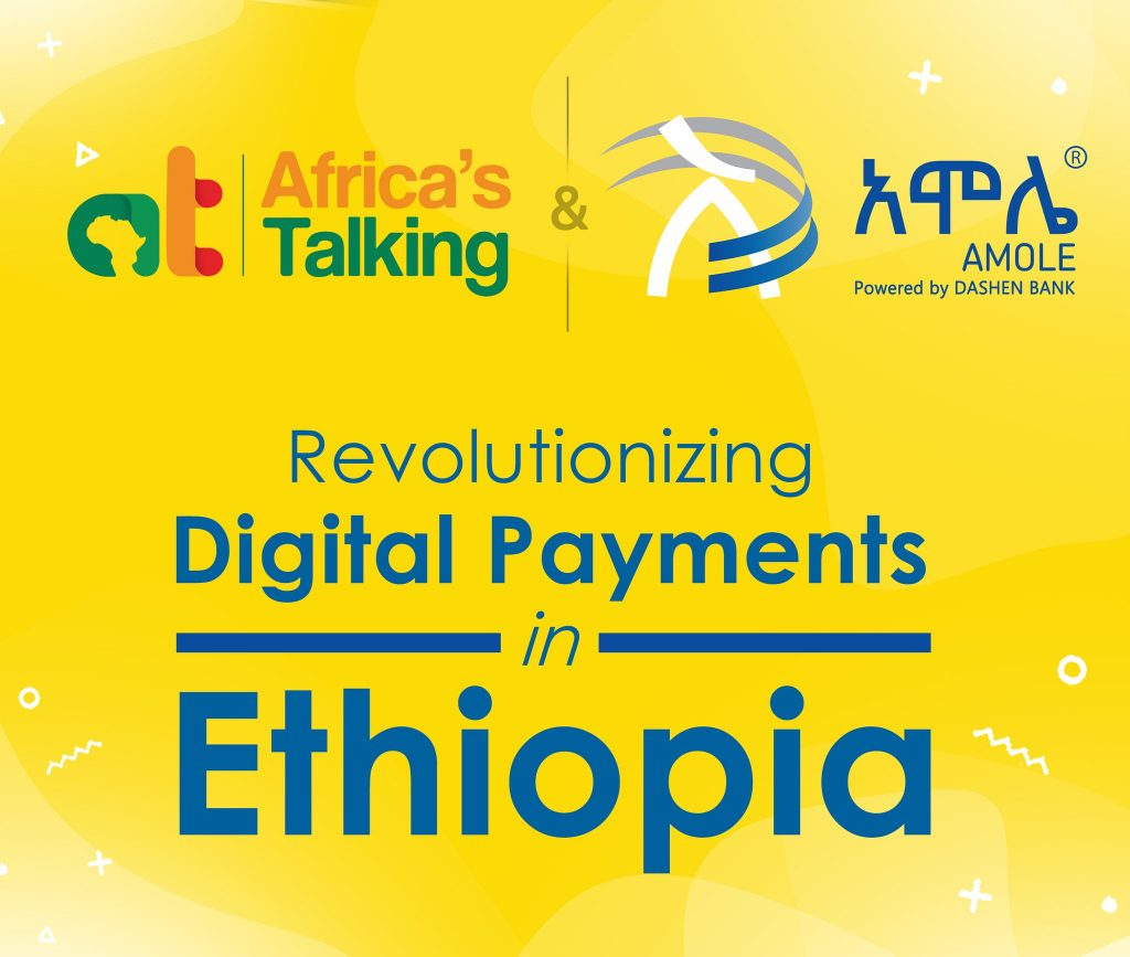 Amole and Africa's Talking: Revolutionizing Digital payments in Ethiopia